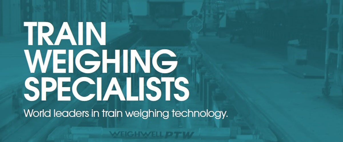 Train Weighing Specialists - World Leaders in Train Weighing Technology