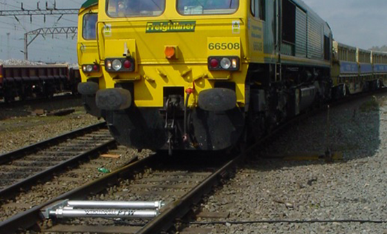 In-motion Train Weighing Systems