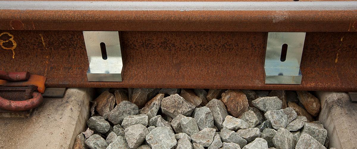 Bespoke rail keys