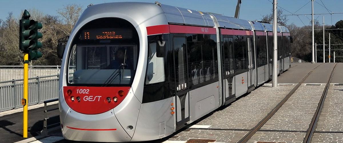 Ansaldo Breda Tram