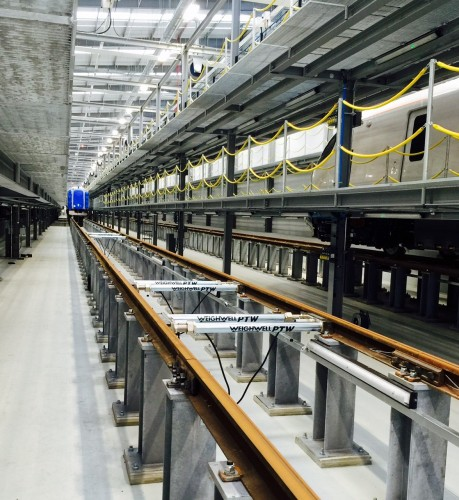 Hitachi Newton Aycliffe rail vehicle manufacturing facility