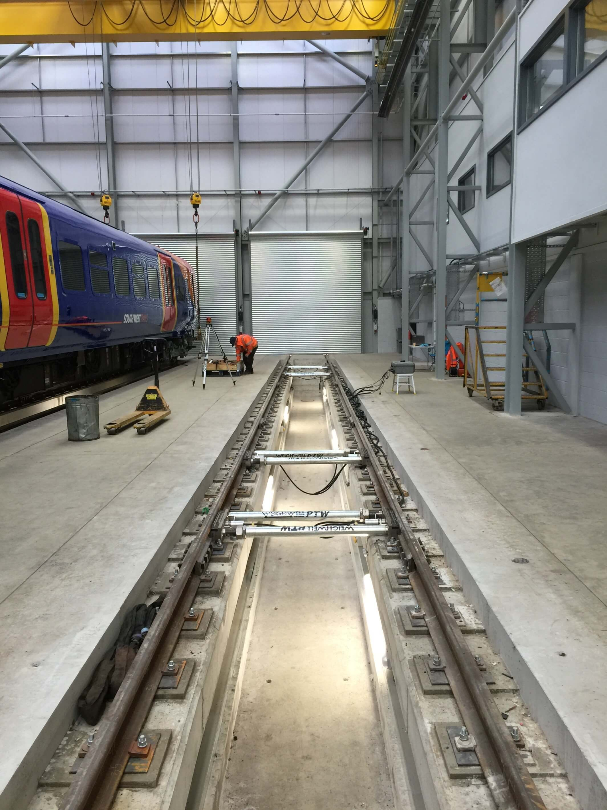 Full Car Weighing System in Doncaster