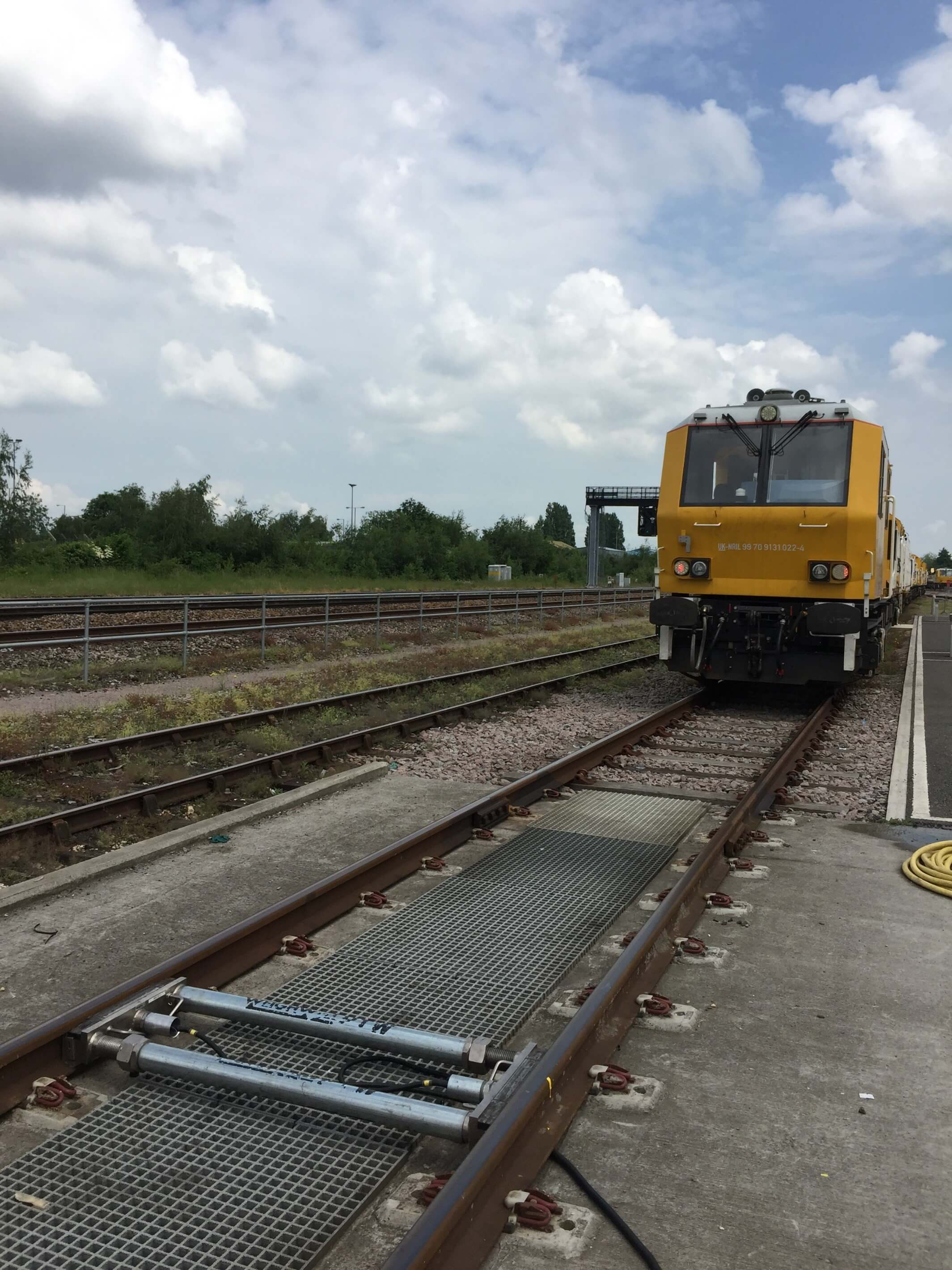 Single Axle Weighing System in Swindon
