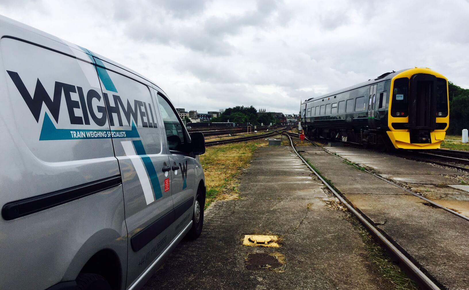 Weighwell at Arriva Traincare