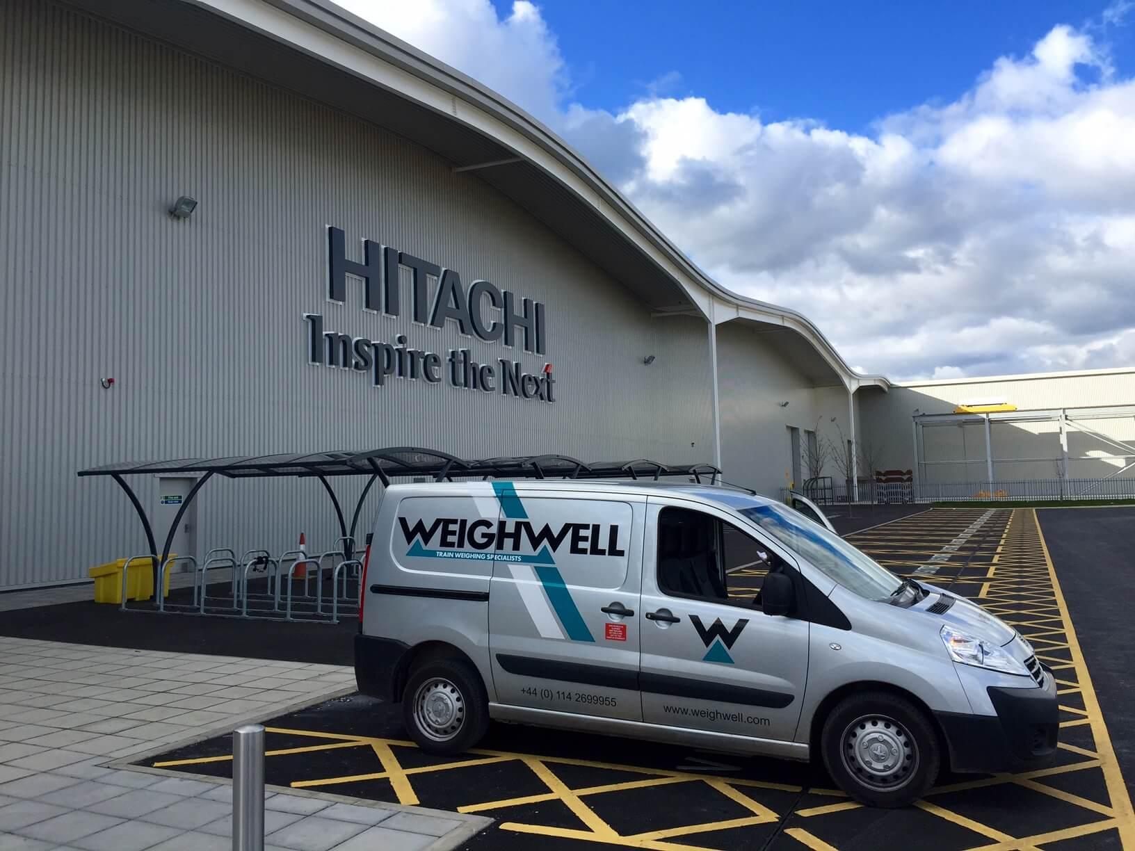 Weighwell at Hitachi