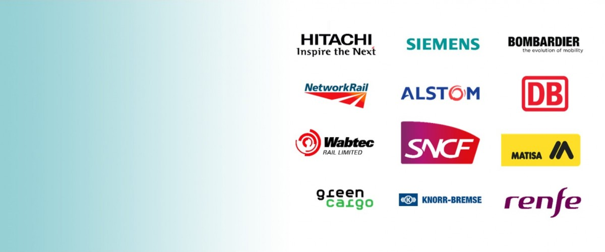 Our customers within the rail industry